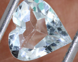 1.45 CTS AQUAMARINE NATURAL FACETED RNG-212 RANIGEMS