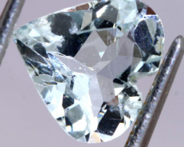 1.55 CTS AQUAMARINE NATURAL FACETED RNG-216 RANIGEMS