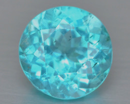 Neon Blue Apatite 1.82 Cts Un Heated Natural Loose Gemstone