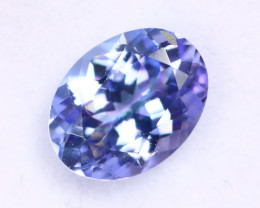 1.24cts Natural Tanzanite Gemstone / ZBKL1582
