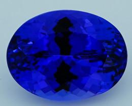 4.90 CT Royal Blue Top Quality Natural Tanzanite T2-53