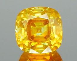 *NR*  Illuminating Yellow Sphalerite 8.60Ct Pantone Color of the Year