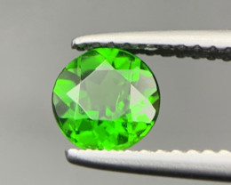 0.85 Ct Unheated Excellent Chrome Diopside Gemstone. Cd-520