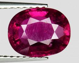 1.54 Ct Nigerian Tourmaline Sparkiling Luster Gemstone TR1