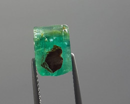 ~NO RESERVE~4.60 Carats Natural Emerald Crystal From Panjsher Afghanistan