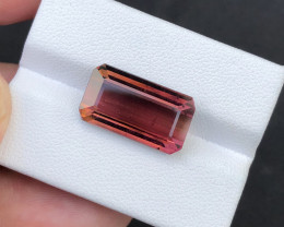 ~NR~10.1(ct)Stunning Pink Nigerian Tourmaline Faceted Gemstone