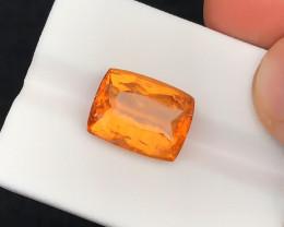10.10 Ct Brown Transparent Topaz Gemstone