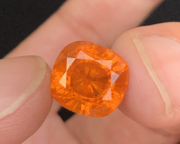 Superb Quality 10.35 Ct Fanta Orange Color Spessartite Garnet