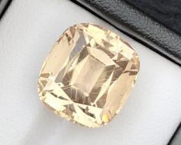 Beautiful piece 13.60 Ct Yellow Scapolite  gemstone
