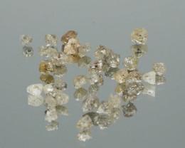 *Starts $15NR* Natural Diamond Crystals 1.79Ct.