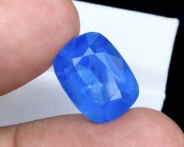 12.50Carat Natural Top Quality  Aquamarine Gemstone SKAQ2