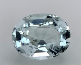 3.35 Cts Natural Aquamarine Gemstone