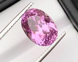 Mesmerizing  Piece 8.75 Carat Natural Kunzite gemstone