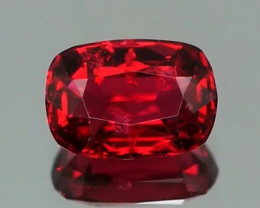 *Starts $15NR* Bright Red Burmese Spinel 0.57Ct.