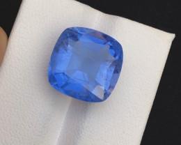 $4000 High Grade 11.20 CTS top Color Aquamarine~M