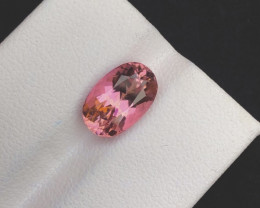 High Clean 3.10 ct Outstanding Baby Pink Tourmaline ~ MB