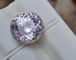 ~NO RESERVE~Certified 9.93 Carats Natural Kunzite Gemstone@Afghanistan