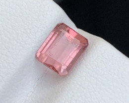 1.40 carats pink  colour Tourmaline Gemstone From  Afghanistan