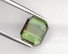 3.60Carat Natural Green Tourmaline-P1