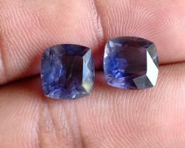 5 Cts Natural Iolite Untreated Gemstone VA1683