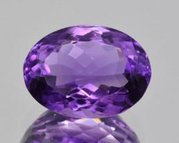 Natural Amethyst 9.26 Cts, Good Quality Gemstone