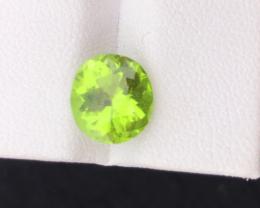 2.85 carats, Natural Peridot.