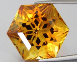 18.90Cts Amazing Natural Citrine Octagonal Cut Loose Gemstone
