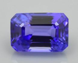 AAA Grade Tanzanite 2.20 ct Attractive Blue Hue SKU-41