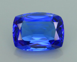 AAA Grade Tanzanite 2.15 ct Attractive Blue Hue SKU-41