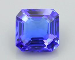 AAA Grade Tanzanite 3.30 ct Attractive Blue Color SKU-41