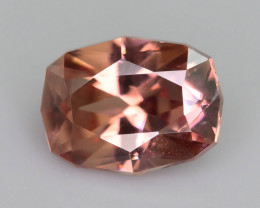 Rare Red Zircon 1.80 ct Imperial Specie Cambodian Mined SKU.20
