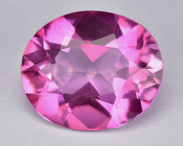 Pink Topaz 8.72 Cts Rare Fancy Pink Color Natural Loose Gemstone