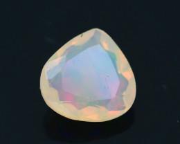 Rainbow Fire 1.15 ct Ethiopian Opal