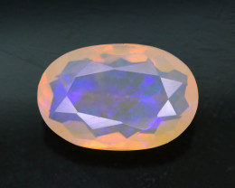 Rainbow Fire 1.20 ct Ethiopian Opal