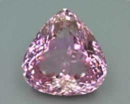 Top Grade & Cut 94.75 ct Light Pink Kunzite