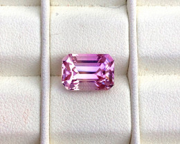 NR - 4.80 cts Natural Pink Kunzite Gemstone