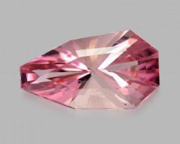 2.54 CT BABY PINK TOURMALINE TOP LUSTER FT9