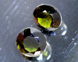 1.0  CTS FACETED TOURMALINE   RNG-174 RANIGEMS
