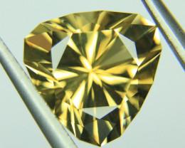 5.69ct Scapolite  Trillion Cut
