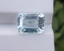 4.5 ct Natural Aquamarine gemstone