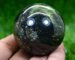 999 Cts Beautiful Nephrite Healling Sphere From Pakistan