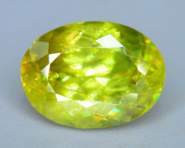 Presenting The Incredible Fire Rare 2.75Ct Sphene Tanzania Mined !MB