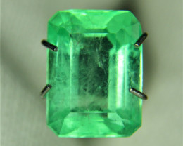 2.36ct Colombian Emerald