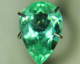 1.68ct Colombian Emerald