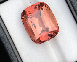 Fabulous Quality 23.90 Ct Sunset Color Tourmaline Piece From Nigeria.