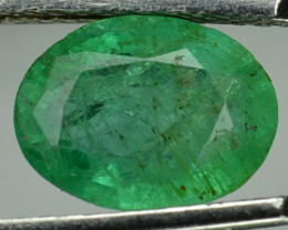 1.50 Cts Awesome Natural Ultra Rare Green Colombian Emerald