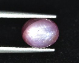 Natural Ruby Cabochon 3.63 Cts from Guinea