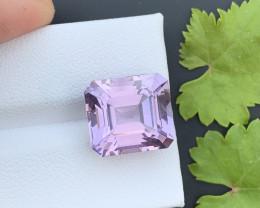 Great Luster 11.90 ct Purple Apatite ~ K