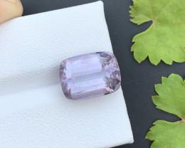 Great Luster 7.70 ct Purple Apatite ~ K