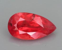 Rare Rhodonite 1.50 Great Rasberry Color Africa SKU 7
